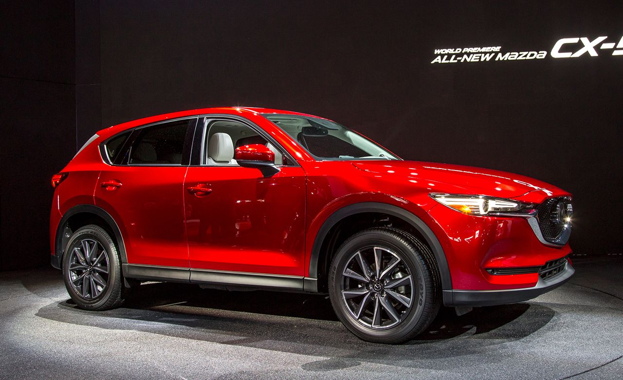 mazda cx 5 review car and driver