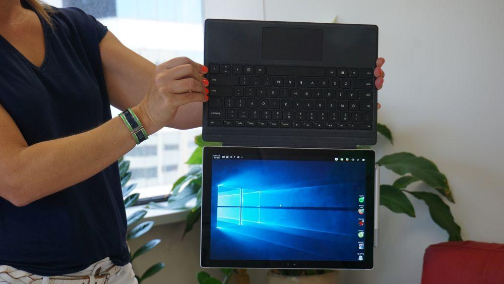 surface pro 4 keyboard review