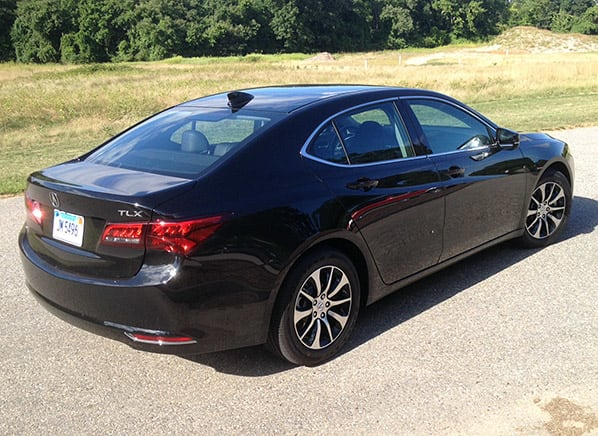 acura tlx review consumer reports
