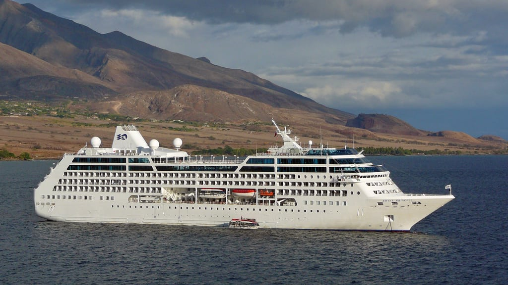 vancouver to hawaii cruise review