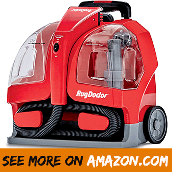 best upholstery steam cleaner reviews