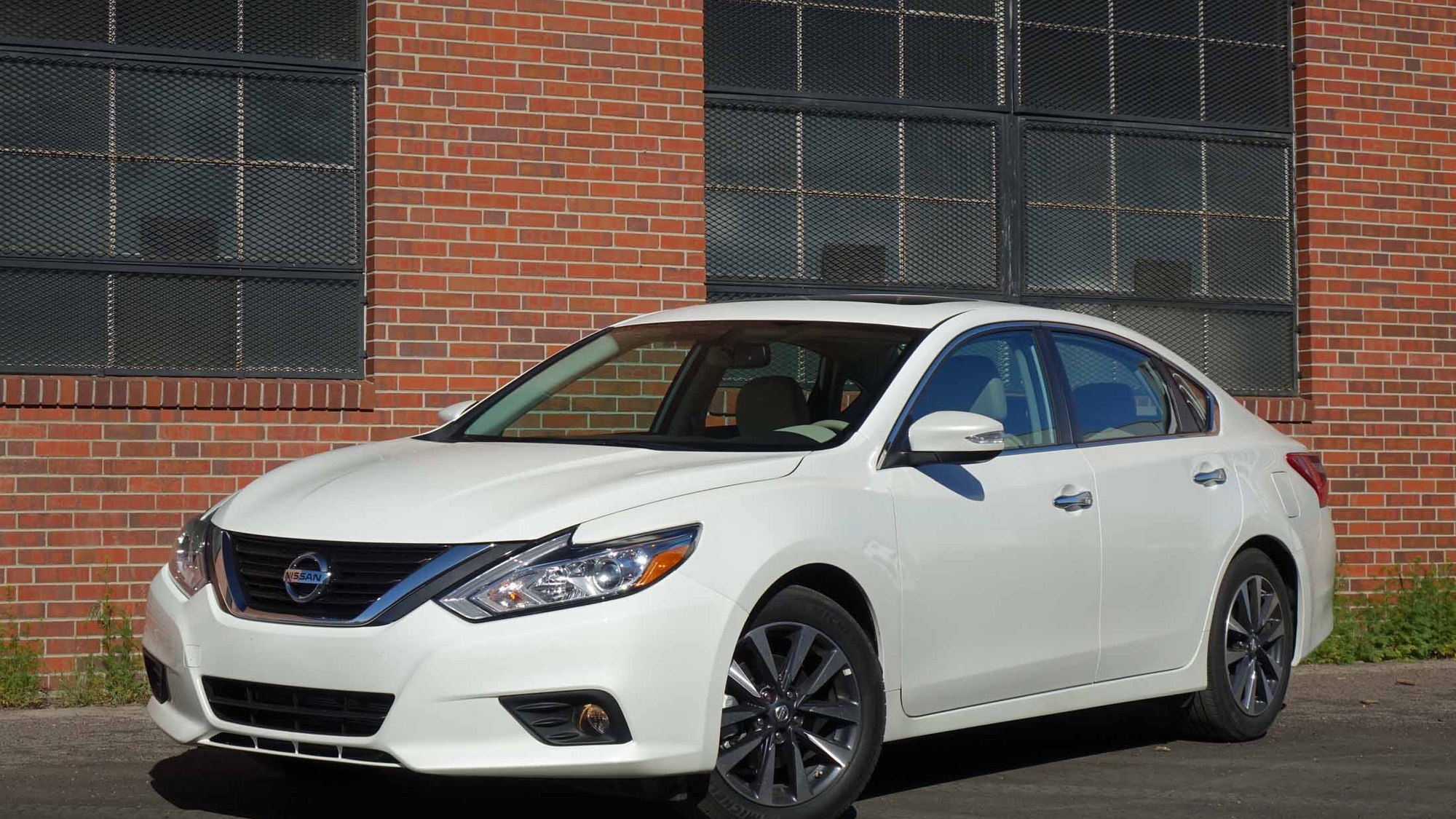 2016 nissan altima review youtube