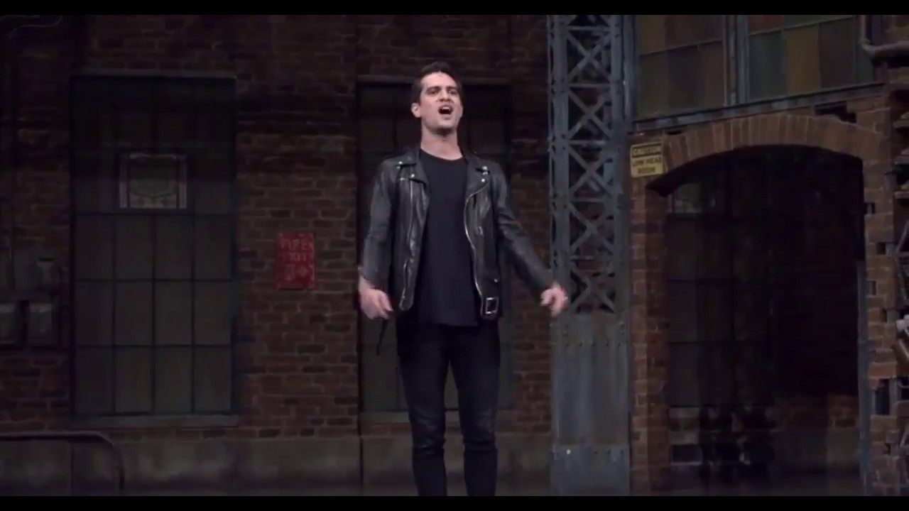 kinky boots review brendon urie