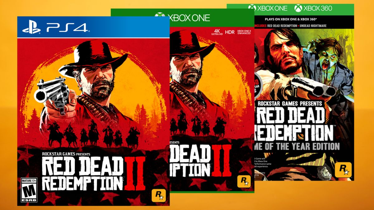 red dead redemption 2 xbox one review