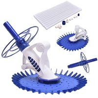 automatic above ground pool cleaner reviews