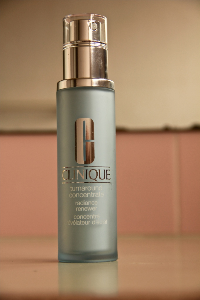 turnaround concentrate radiance renewer review