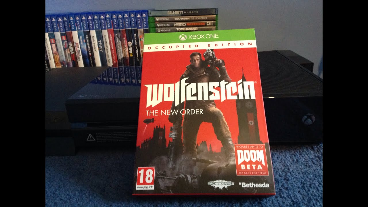 wolfenstein the new order xbox 360 review