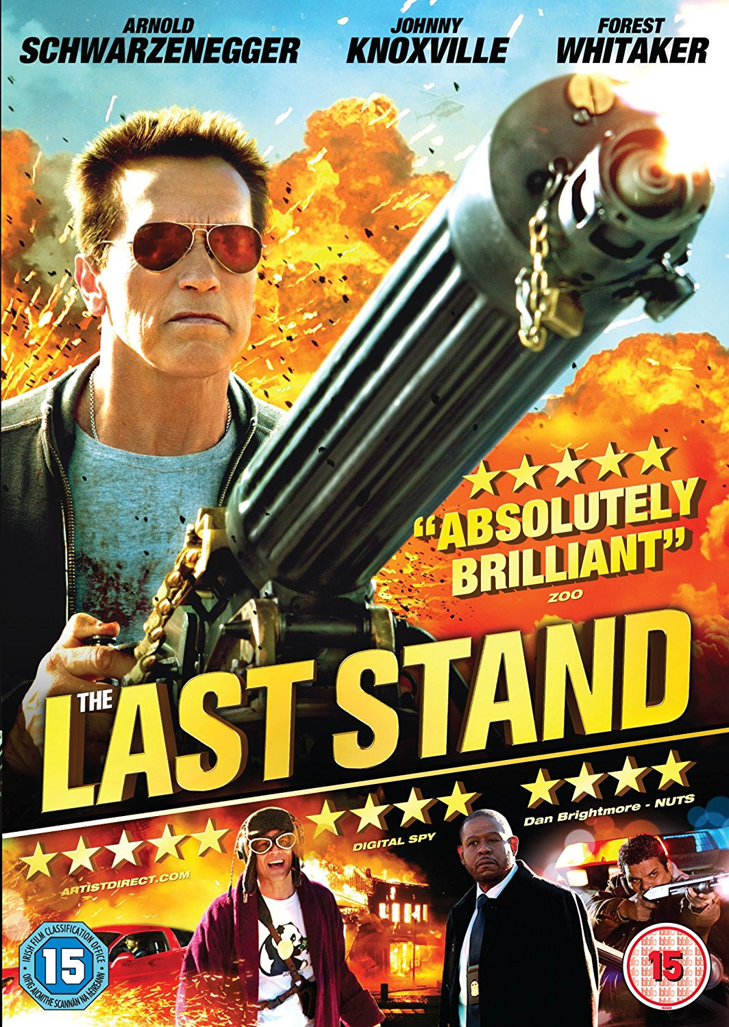 movie review the last stand
