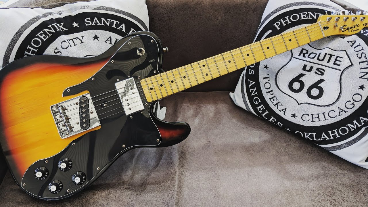 squier vintage modified telecaster review