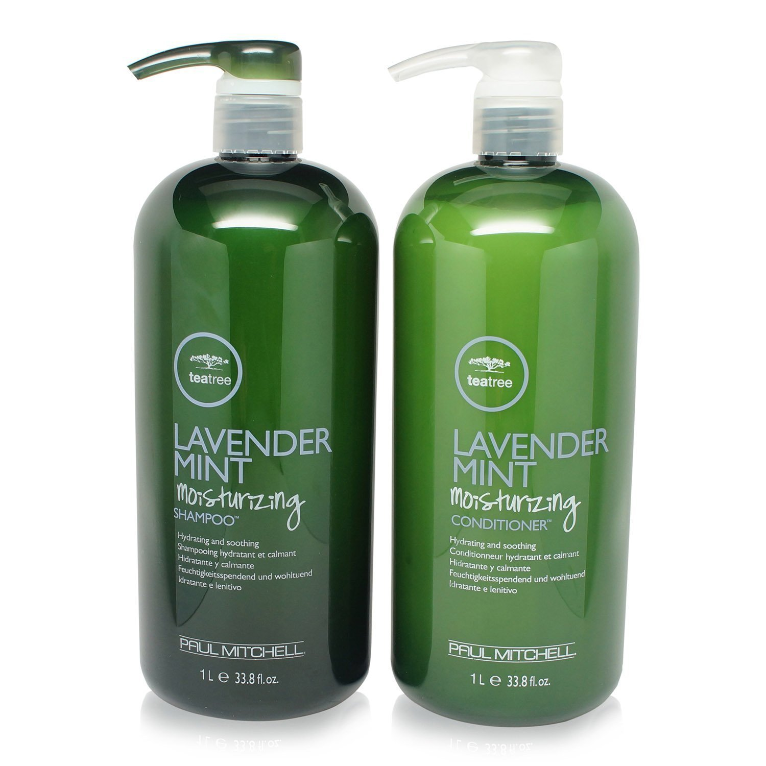 paul mitchell tea tree lavender mint shampoo and conditioner reviews