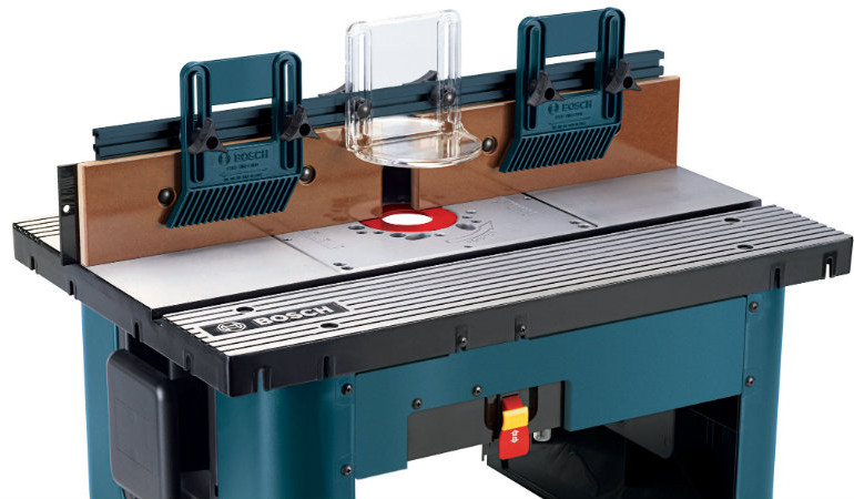 bosch 1181 router table review