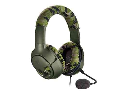 turtle beach ear force recon camo gaming headset review