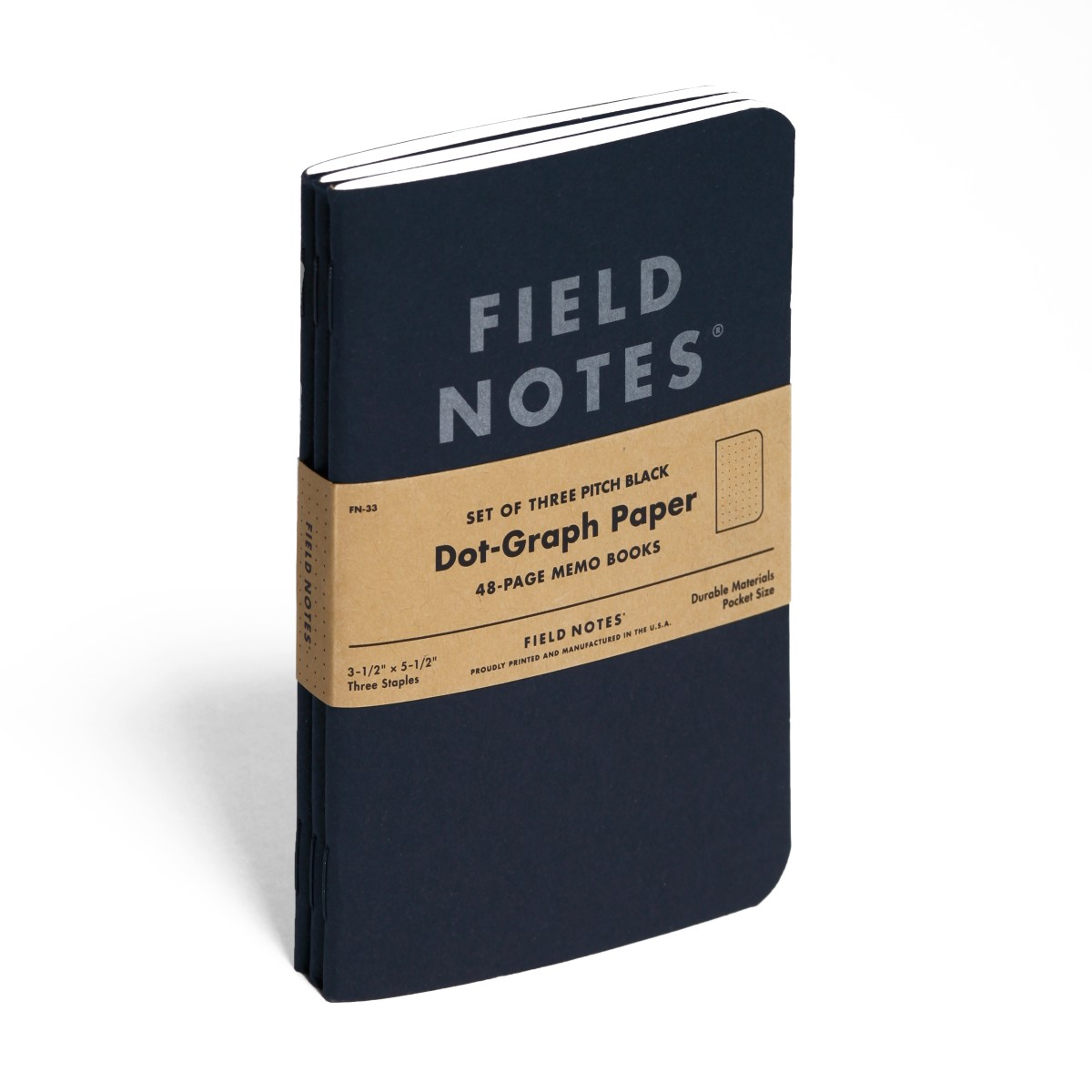 field notes pitch black review