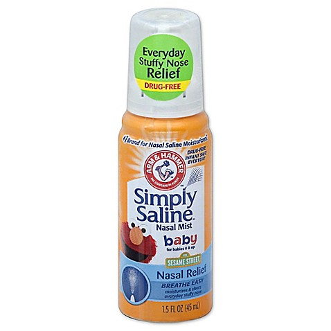 arm and hammer simply saline reviews