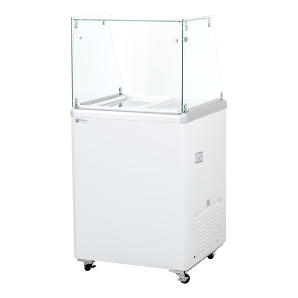 ice cream dipping cabinet reviews