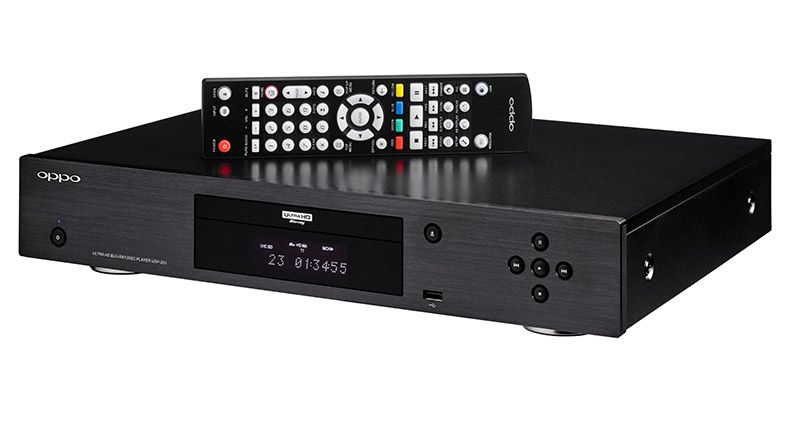 oppo 4k blu ray player review