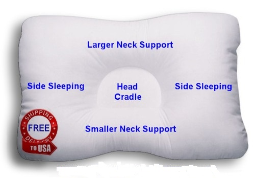 best neck support pillow review