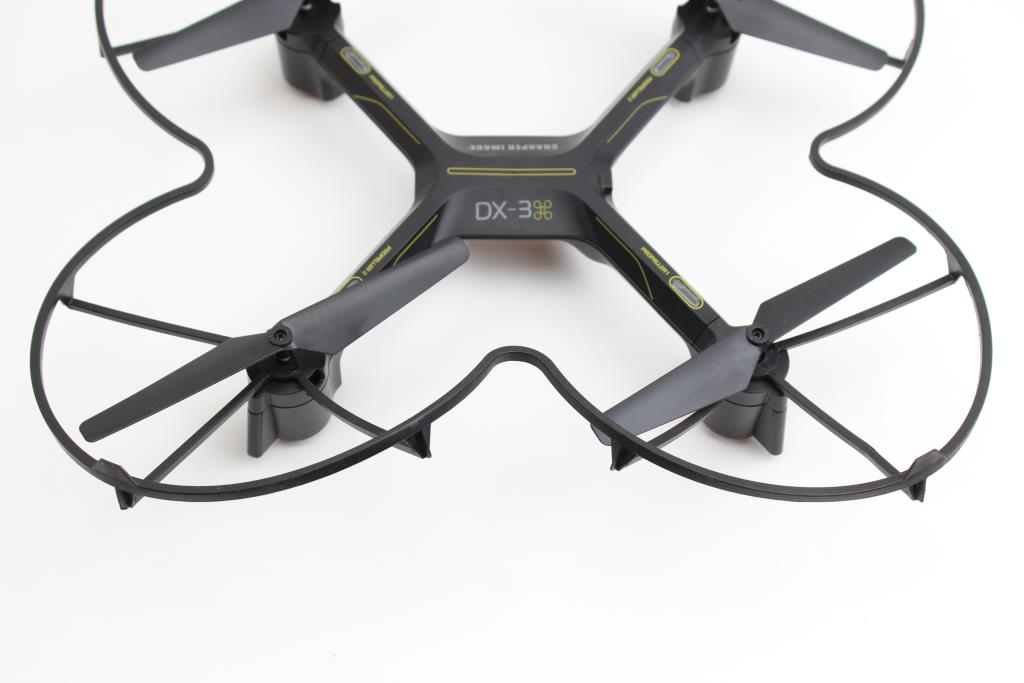 sharper image dx 3 drone review