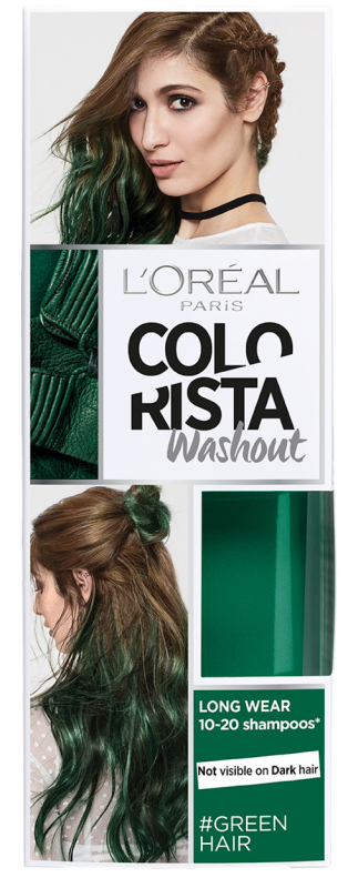 l oreal colorista washout review