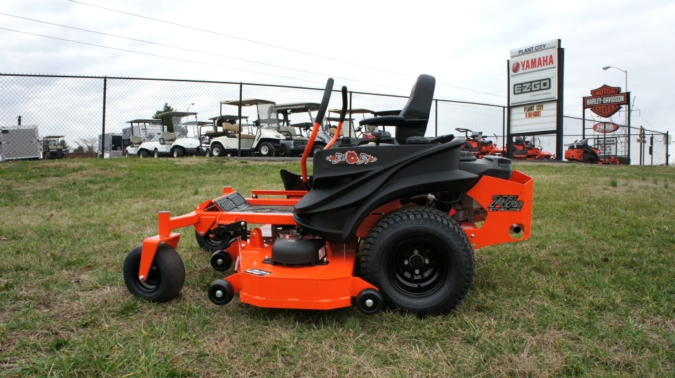 bad boy 60 inch mower review