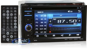 boss double din car stereo review