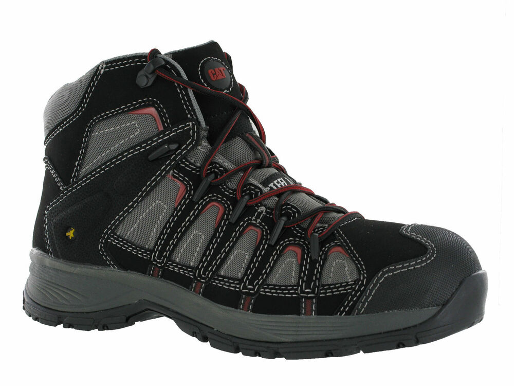 cat steel toe boots reviews