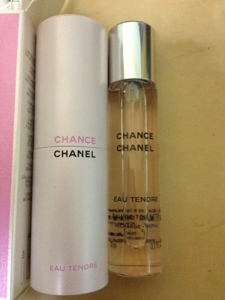 chanel chance deodorant spray review