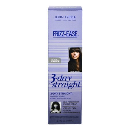 john frieda frizz ease 3 day straight review