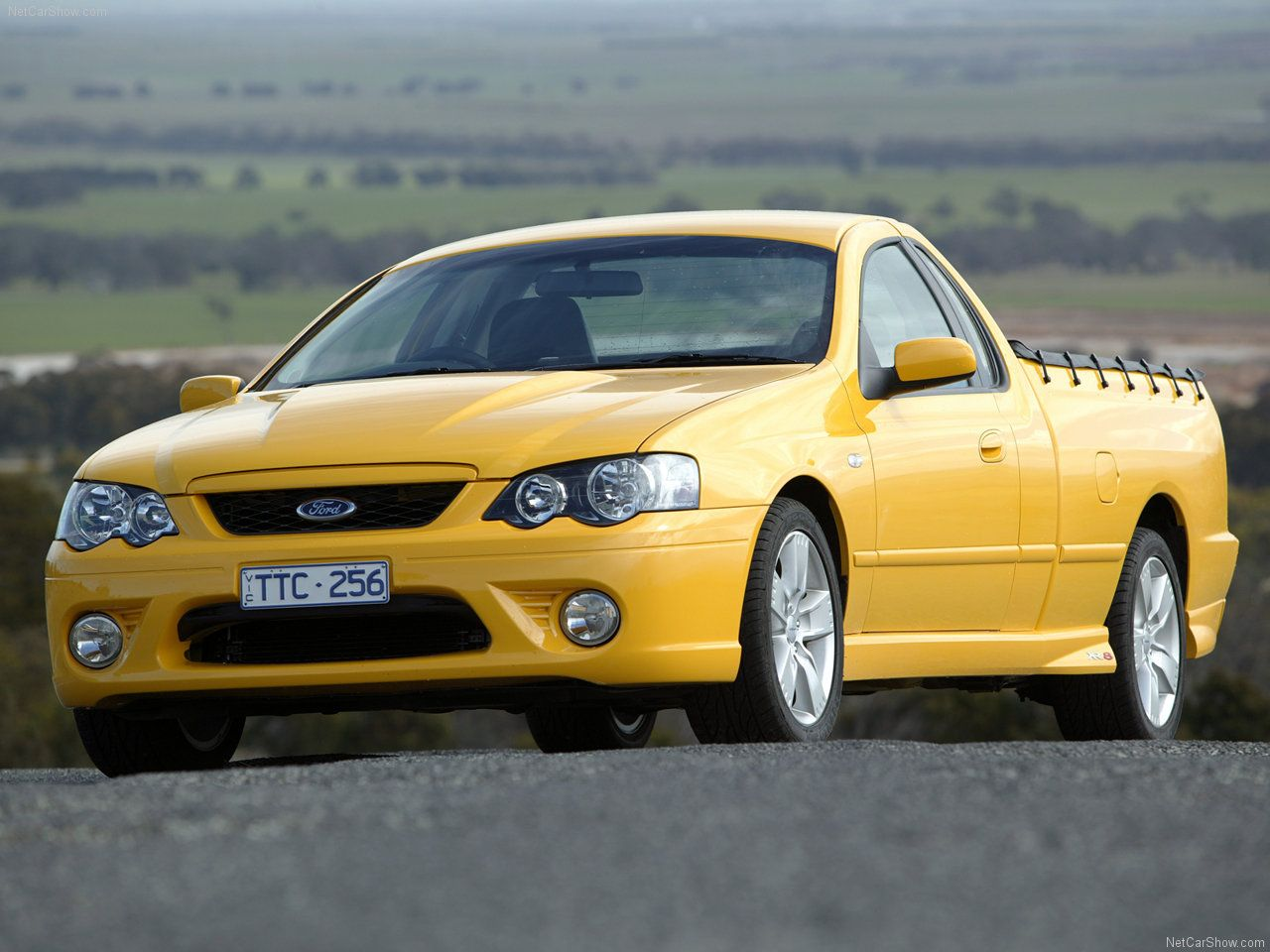 2005 ford falcon ba mkii xr6 review