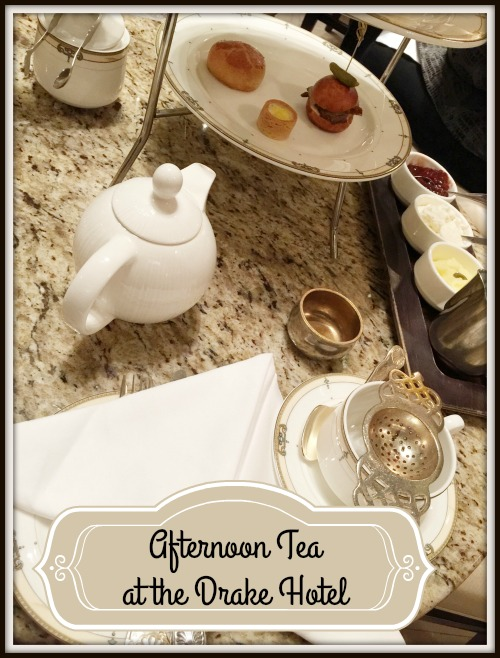 drake hotel afternoon tea review