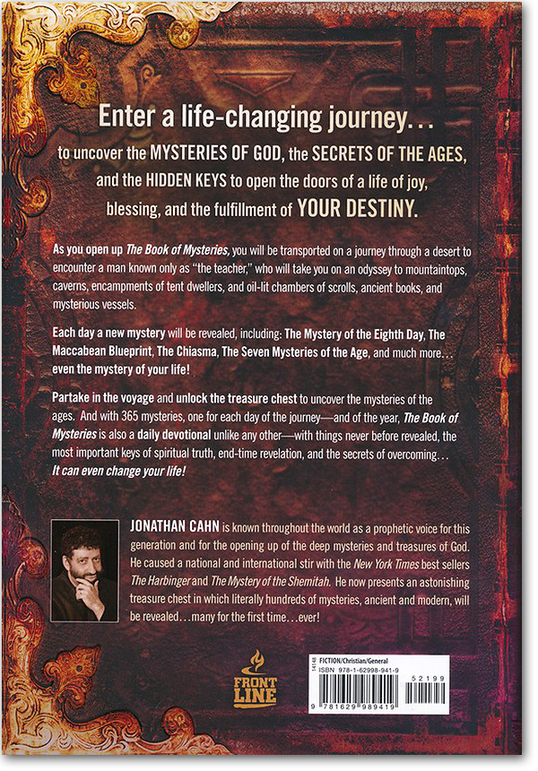 the book of mysteries review
