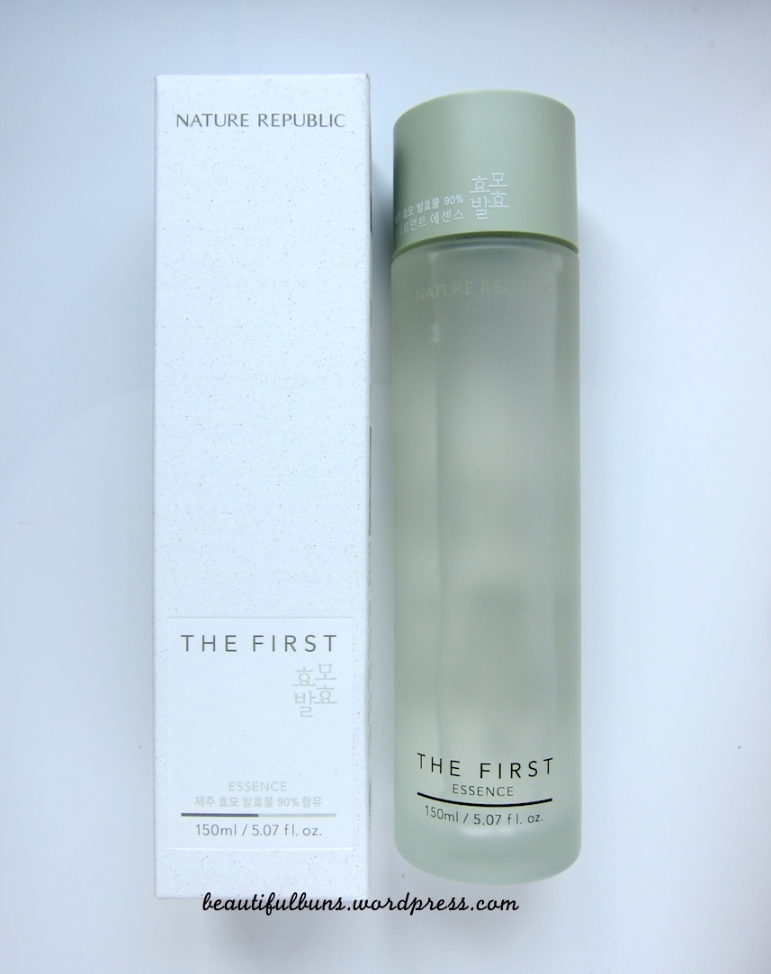 nature republic the first eye cream review