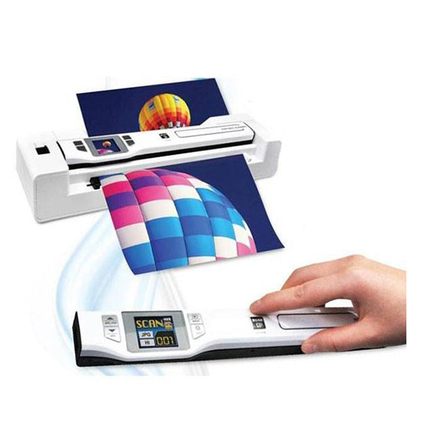 portable document and photo scanner reviews