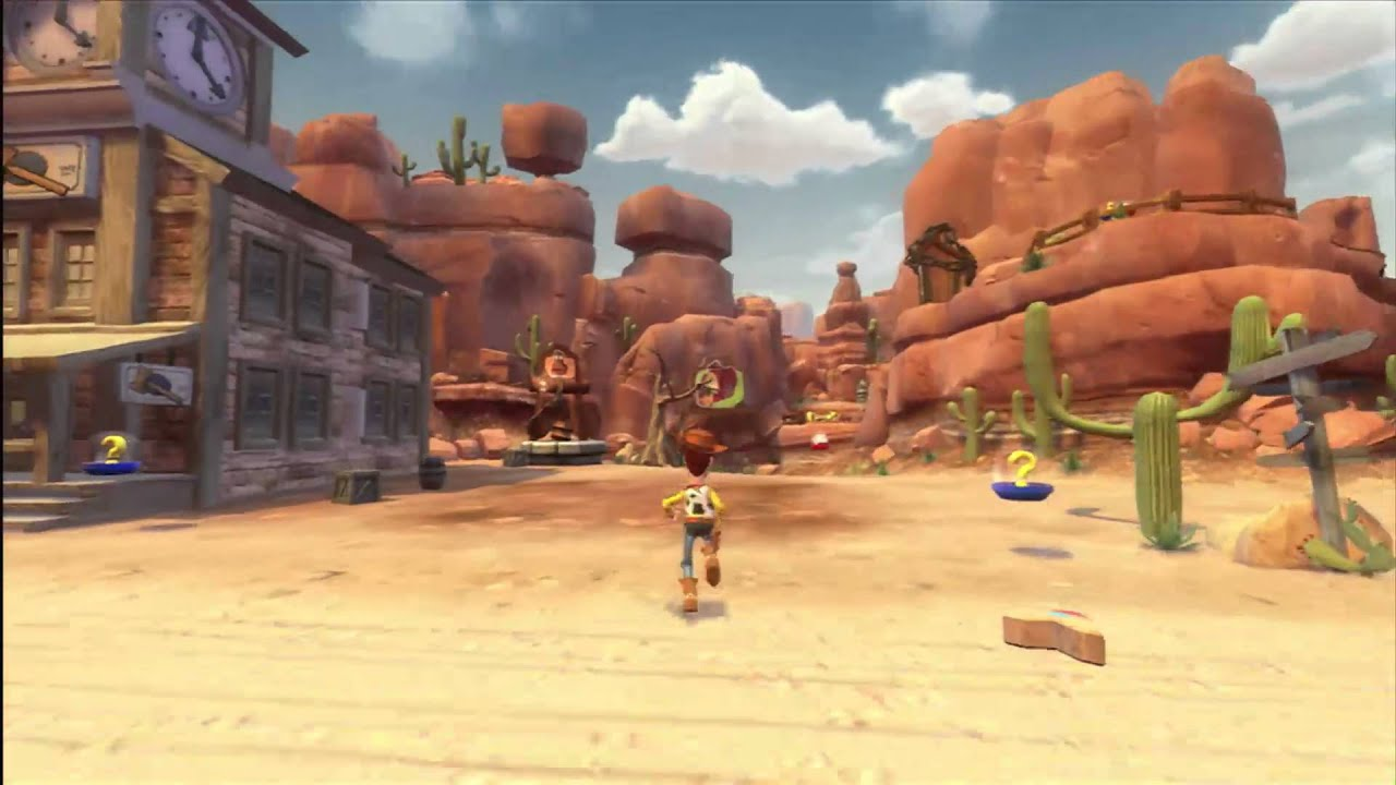 toy story 3 video game review
